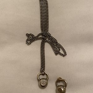 Sterling Silver Kettle Bell Charms for Sale in Peoria, AZ