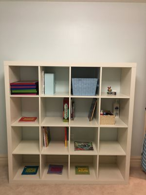IKEA storage shelving unit for Sale in Dearborn, MI