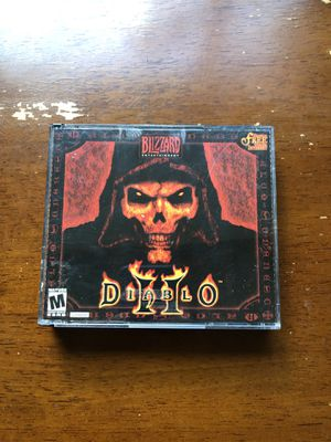 Diablo II & LOD Expansion 4 Discs! (PC, 2000) Diablo 2 Lord Of Destruction. Condition is Good. Windows 95 98 ME NT. PC CD-ROM game. for Sale in Phoenix, AZ