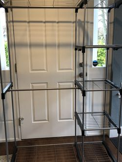 Portable Clothes Rack for Sale in Seattle,  WA