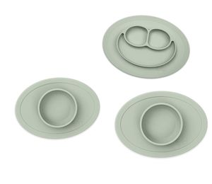 *New* EZPZ Bundle (Includes 2 Placemats + Bowl in One & Placemat + Plate in One) for Sale in Palmdale, CA