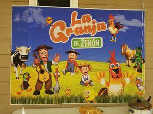 La Granja de zenon backdrop for Sale in Hemet, CA