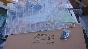 "For kitchen sink Stainless steel bottom grid for Kraus kbg - 100 - 32 single bowl 32"" for Sale in Phoenix, AZ"