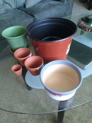 Ceramic Flower Pots for Sale in Shrewsbury, MA