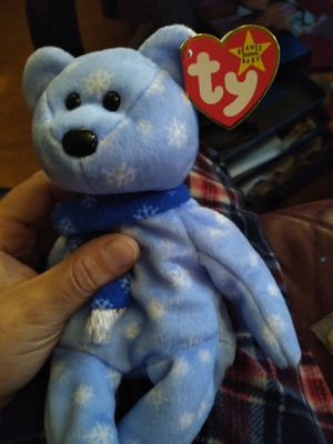 Rare ty beanie baby for Sale in Lino Lakes, MN
