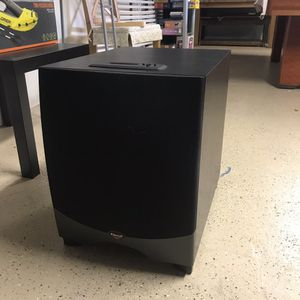 Klipsch Subwoofer for Sale in Edison, NJ