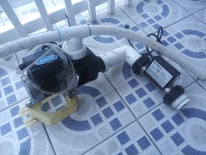 Jacuzzi pump and heater for Sale in Miami, FL