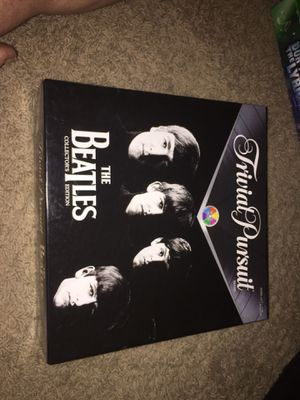 Beatles Trivial Pursuit Board Game Collectible for Sale in Austin, TX