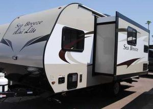 2019 Sea Breeze 17 ft Travel Trailer with slide out #3800 lbs! for Sale in Mesa, AZ