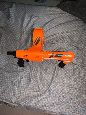 Rare Nerf Gear Up Raider CS-35 Nerf Gun for Sale in Dallas, TX