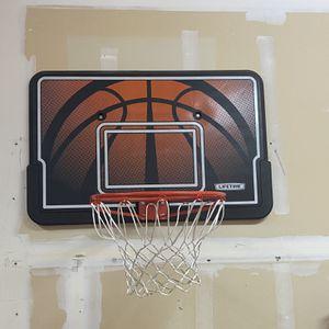 Wall Mounted Basketball Hoop for Sale in Carbonado, WA