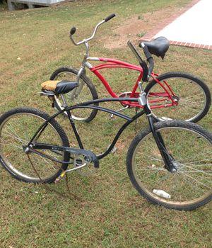 Two old school schwinn bikes for Sale in Chesterfield, VA