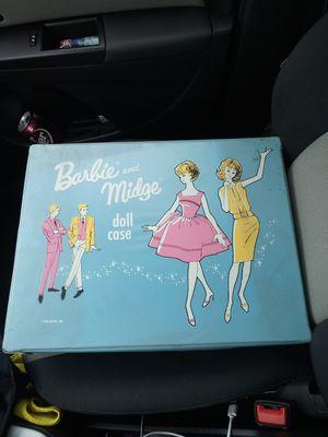Barbie doll case vintage for Sale in Gardena, CA