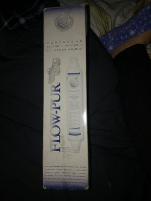 Water filter for RV's Brand New Never Used for Sale in Palmetto, FL
