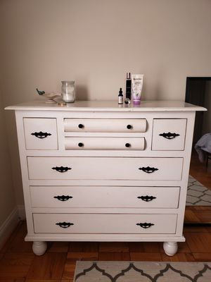 Nadeau Furniture White Dresser for Sale in Silver Spring, MD