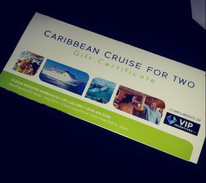 Cruise for Two- Bahamas for Sale in North Chesterfield, VA