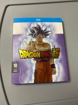 Dragon ball z super part 10 blue ray for Sale in North Bergen, NJ