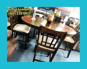New table wht 4 chair for for Sale in Cedar Hill, TX