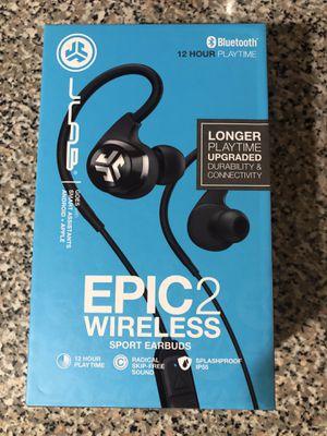 Bluetooth earphones wireless for Sale in Carson, CA