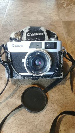 Canonet 28 vintage camrea for Sale in Portland, OR
