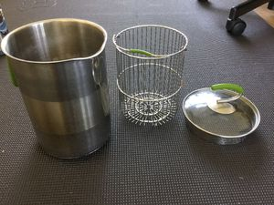 Kuhn Rikon 12 cup 4th burner Pot - sells new on Amazon for $40 for Sale in Irvine, CA