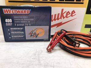 WESTWARD HEVY DUTY Jumper cables for Sale in Bakersfield, CA