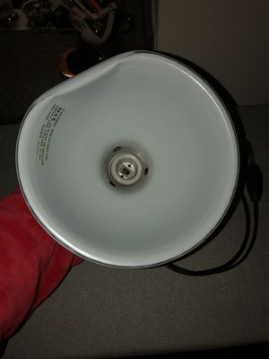 Single heat lamp for reptiles for Sale in Glendale, AZ