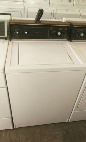 Washer in exellent condition and warranty for Sale in Long Beach, CA