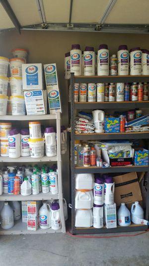 Various Pool Chemicals for Sale in Reynoldsburg, OH