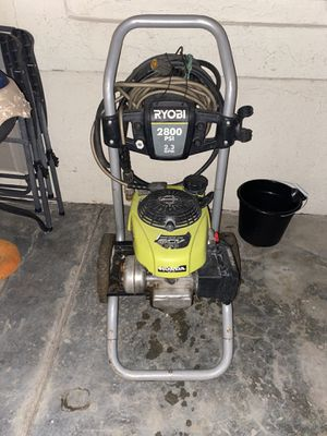 Ryobi pressure washer for Sale in San Marcos, CA