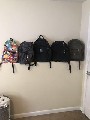 Book bag bundle for Sale in Norcross, GA