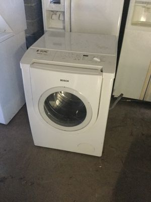 Bosch front load washer/ 30 day warranty/ delivery available for Sale in Durham, NC
