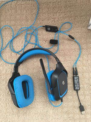 Logitech G430 gaming headphones for Sale in Portland, OR