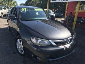 Subaru Impreza 2008 $$ 3,700 $$ for Sale in Saint Petersburg, FL