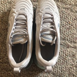 Light Grey Woman's Air Max for Sale in New Berlin, WI