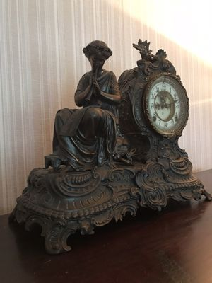 Antique French clock for Sale in Kenmore, WA