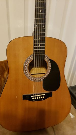 Burswood Acoustic Guitar for Sale in Andrews, TX
