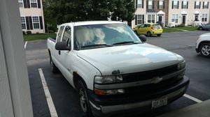 2001 Chevy Silverado 1500 for Sale in Sunbury, OH