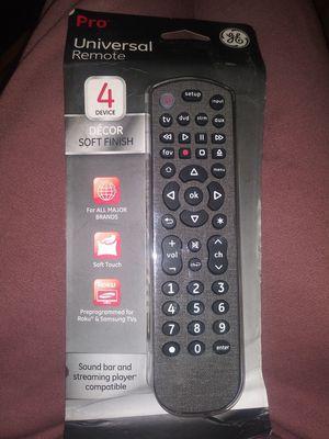 Universal remote pro for Sale in Toms River, NJ