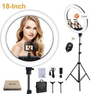 Ring Light, Ring Light with Stand for Sale in Rancho Cucamonga, CA