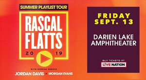 Rascal Flatts Lawn Tickets for Sale in Getzville, NY