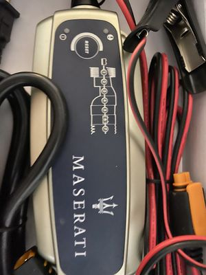 Maserati Battery Charger for Sale in Miami, FL