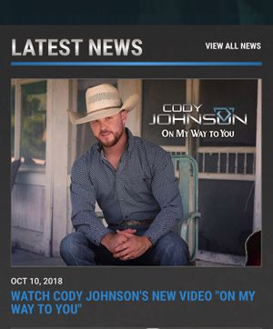 Cody Johnson tickets 2- for Friday night! for Sale in Little Rock, AR
