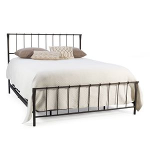 New in a box King size metal bed frame with headboard and footboard ( box spring and mattress NOT included) for Sale in Upper Arlington, OH