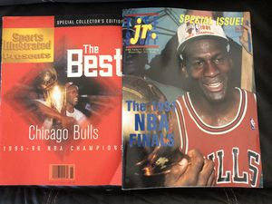 Vintage Jordan/bulls collectibles for Sale in Los Angeles, CA