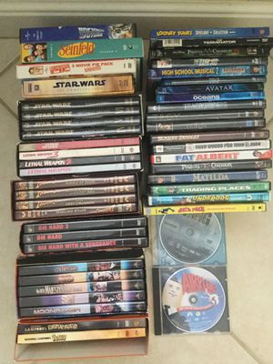 Collector DVDs and miscellaneous DVDs for Sale in Boca Raton, FL