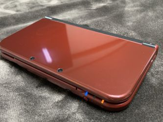 Dual IPS Nintendo New 3DS XL Red (128GB) with Custom Firmware Luma3DS for Sale in Houston,  TX