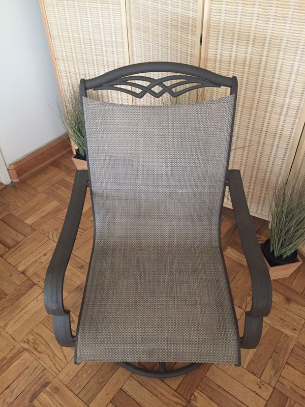 2 Outdoor Patio Chairs - NYC Pickup Only