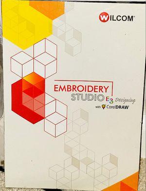 Wilcom EmbroideryStudio e3 Designing for Sale in Grand Terrace, CA