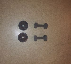 Dumbells/Free weights for Sale in Worcester, MA